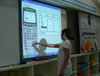 SmartBoard Graphing Calculator Simulation